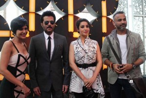 Serial 24 - Mandira Bedi, Anil, Tisca Chopra