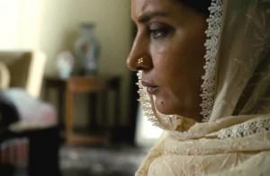 Shabana in Deepa Mehta's film Midnight's Children