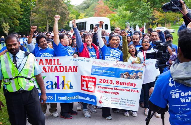 Tamil Canadian Walk-a-thon1