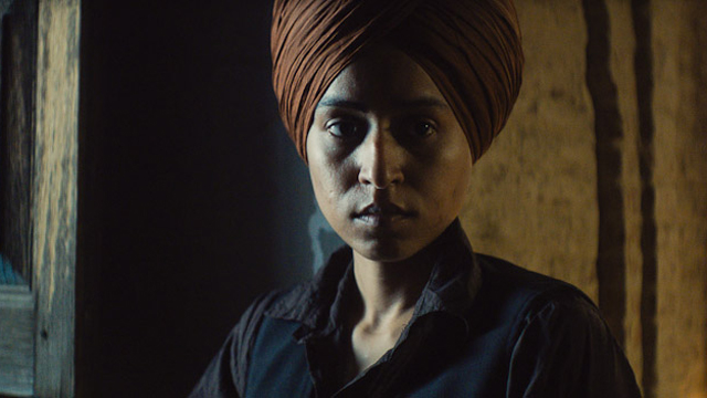 Tillotama Shome as Kanwar in Qissa
