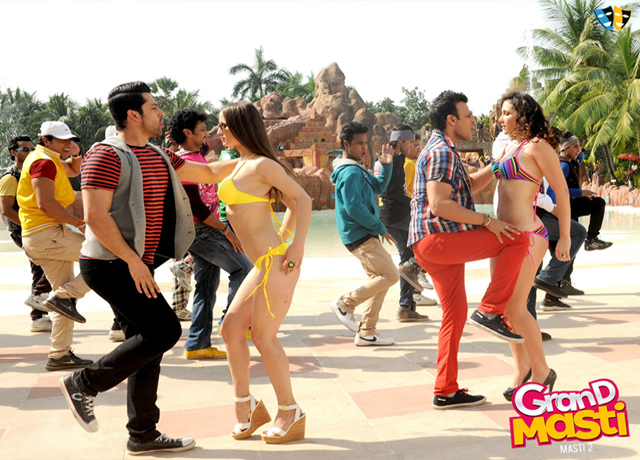 Grand Masti review: Unabashed homage to horniness
