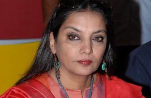 Shabana Azmi: