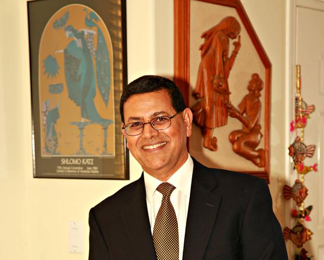 Writer Ashok Bhargava