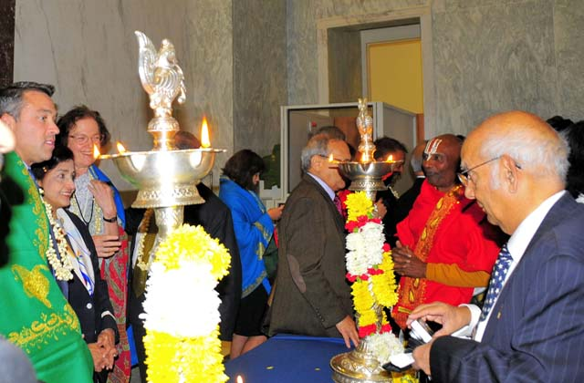 Diwali at Capitol Hill
