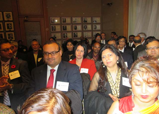 A day to remember: Diwali of 2013 at Queen's Park in Toronto