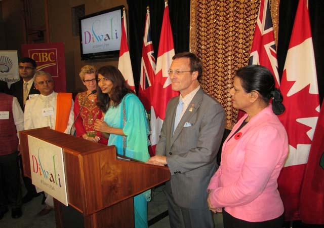 Indo-Canadian MPP Deepika Demerla