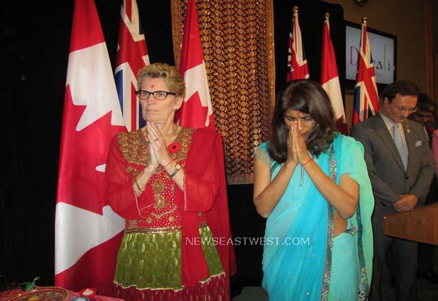 Diwali in Toronto10