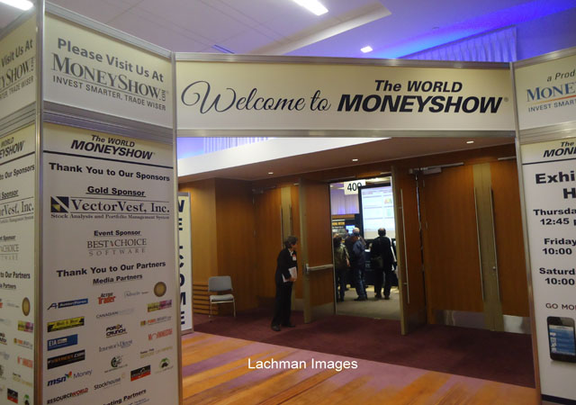 Welcome to the Money Show