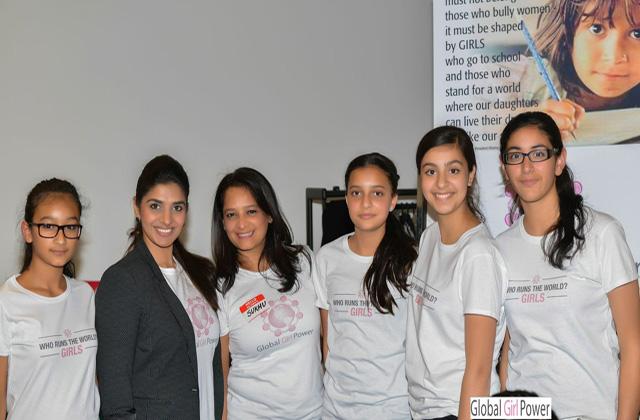 Global Girl Power, Surrey