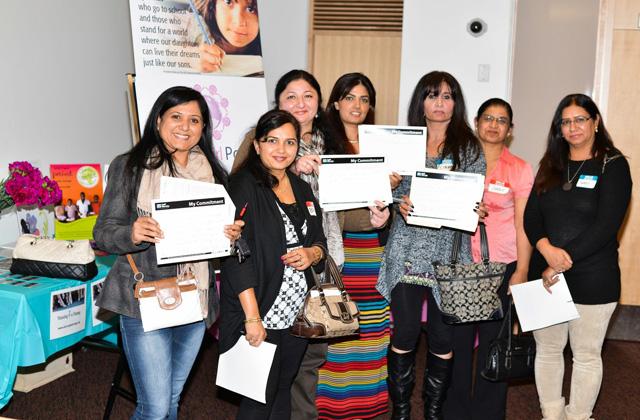 Global Girl Power, Surrey2