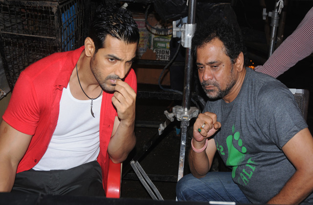 John Abraham and Anees Bamzee