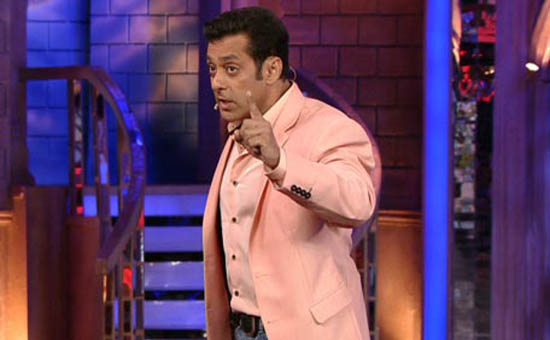 Salman on Bigg Boss