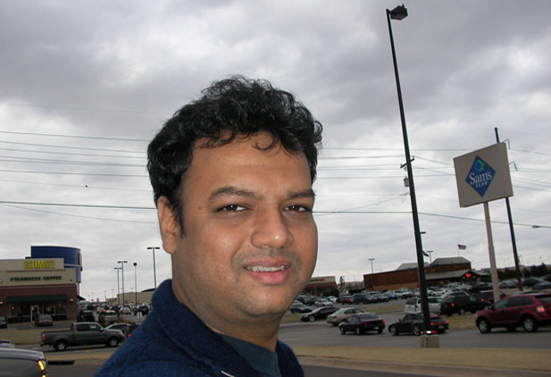 Siddharth Srivastava: