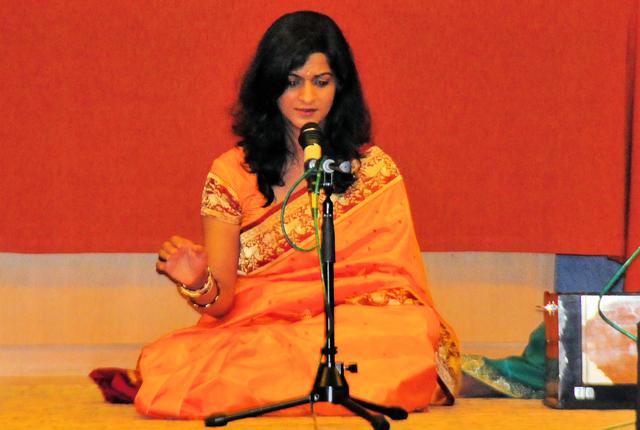 Singer Isha Dubey