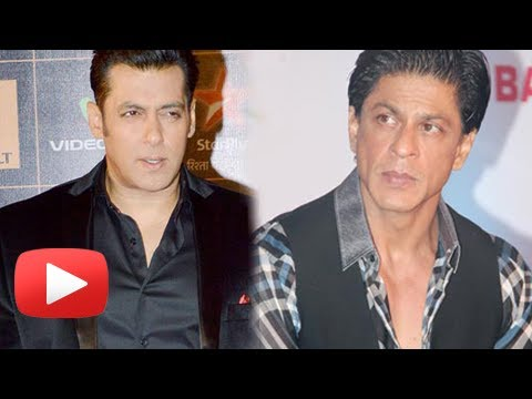 Shahrukh reacts to Salman Khan's comments on Chennai Express