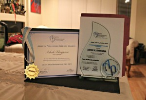 Ashok Bhargava honored in the Philippines