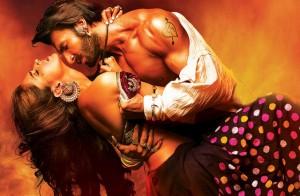 Deepika, Ranveer in ram-leela