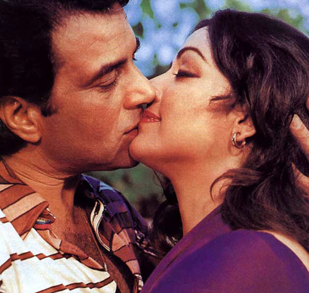 Dharmendra and Hema