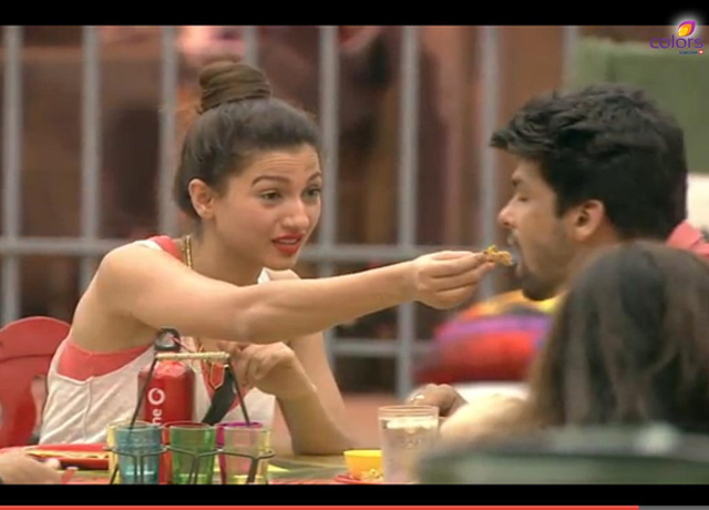 Gauhar-makes-Kushal-eat-Bigg-Boss