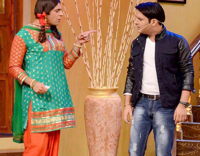 Gutthi wants to returns to Comedy Nights with Kapil