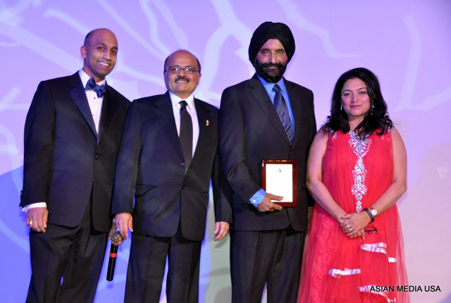 Indian American Medical Association Illinois gala1