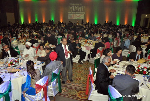 Indian American Medical Association Illinois gala3