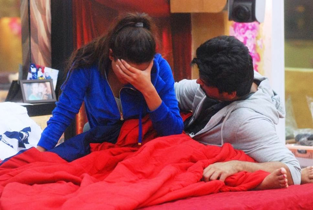Kushal and Gauhar Khan