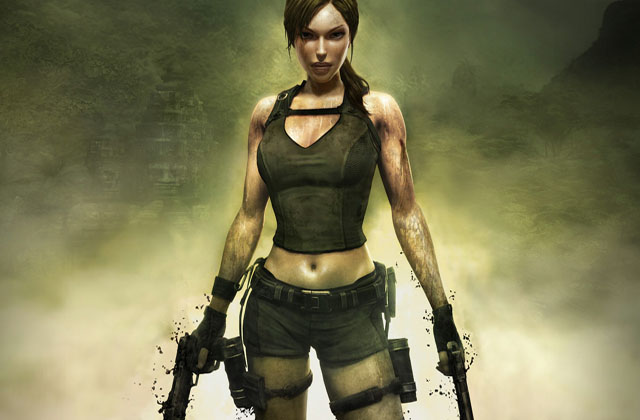 Camilla is the avatar for the video Lara Croft: Tomb Raider