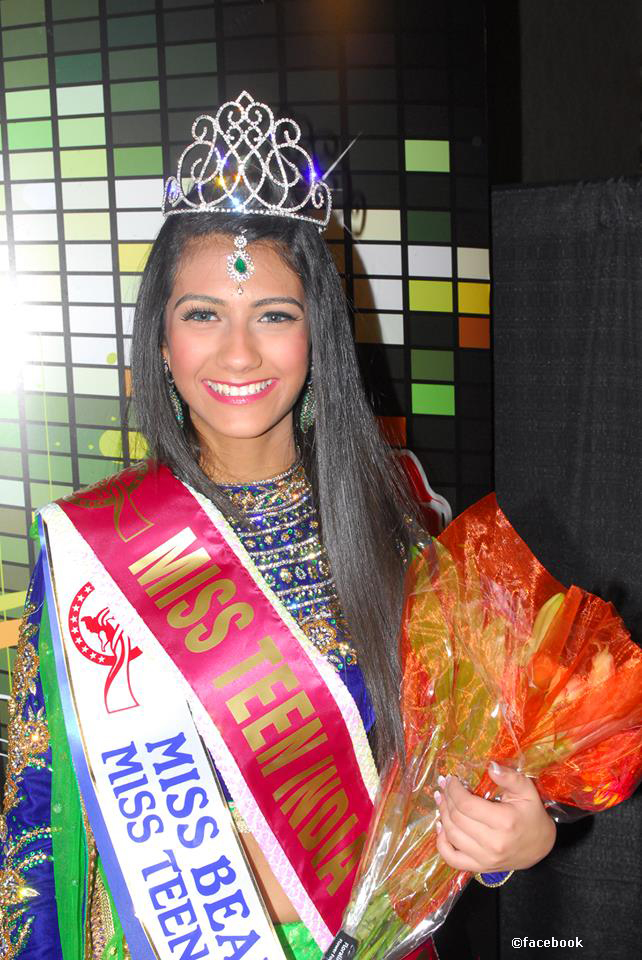 Miss Teen India USA Alycia Rehmatullah