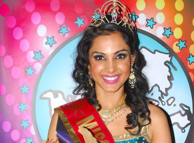 Monica Gill - Miss India USA 2013