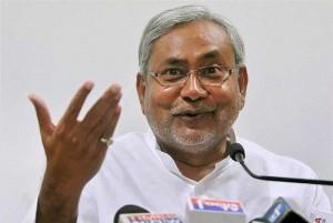 Nitish Kumar: