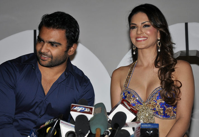 Sachiin Joshi, seen with Sunny Leone, has called Kushal Tandon a puppet in the hands of Gauhar.