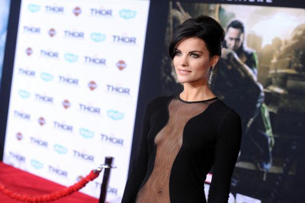 Thor 2 actress Jaimie Alexander