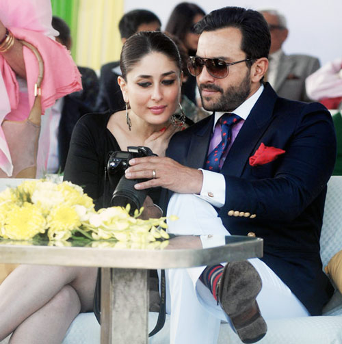 Kareena and husband Saif Ali Khan