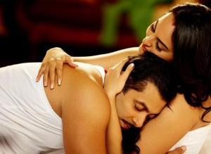 Salman with Sonakshi