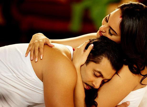 Salman with Sonakshi