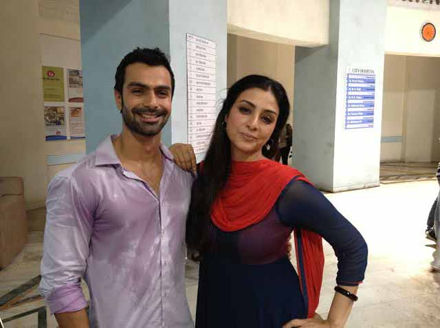 Ashmit Patel and Tabu