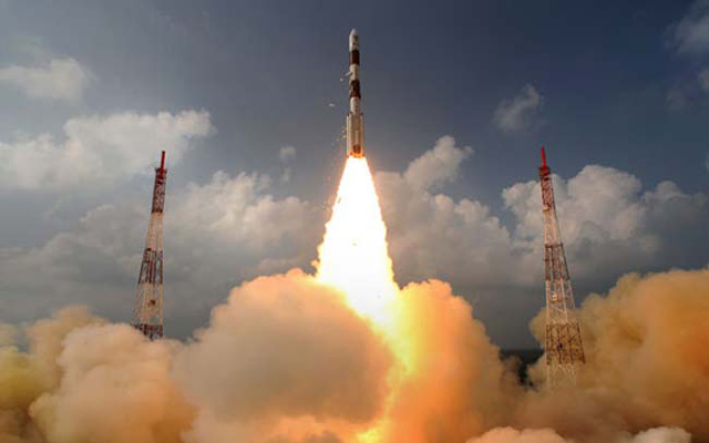 Boom! Indian spacecraft Mangalyaan begins 750-million kilometre journey to Mars