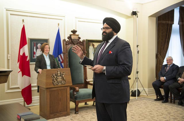 Alberta MLA Manmeet Bhullar, who became first Indo-Canadian minister in his province, killed in road accident at age 35