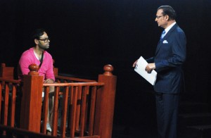 Rajat Sharma with Andy