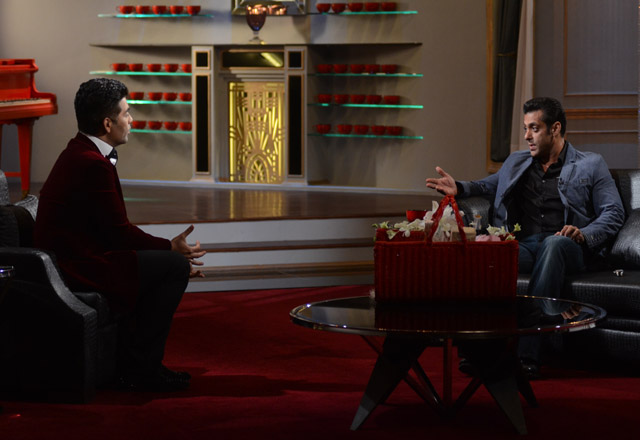 Salman on Koffee with Karan1
