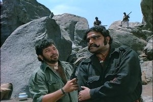 Sholay' Gabbar Singh (played by Amjad Khan) became part of Indian cultural folklore