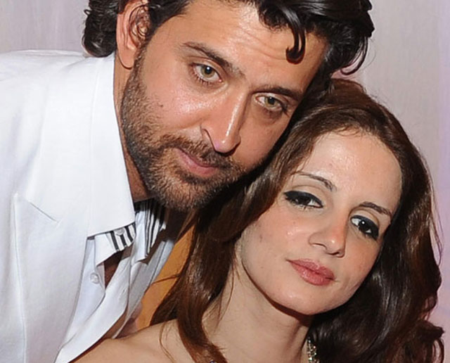 Suzanne denies Rs 100-crore divorce settlement with Hrithik Roshan