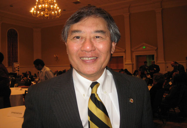 UMD President Dr. Wallace Loh