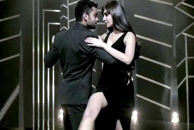 Virat with Anushka