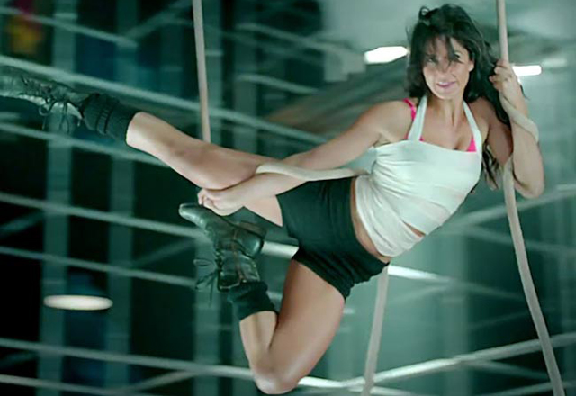 Katrina Kaif is more macho than ex-lover Salman Khan
