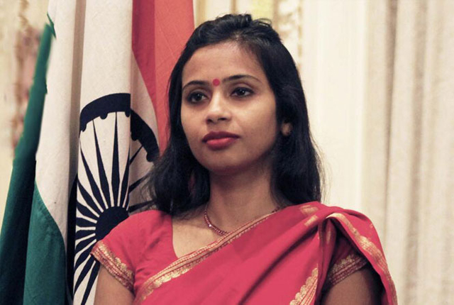 indian diplomat Devyani Khobragade
