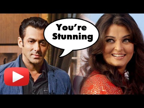 Salman says Aishwarya is more beautiful than Katrina