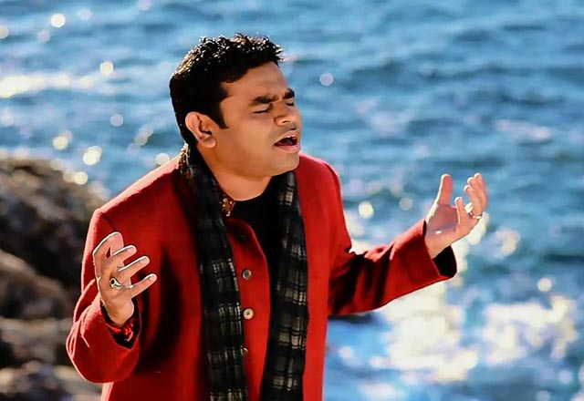 A.R. Rahman: I love the unknown.