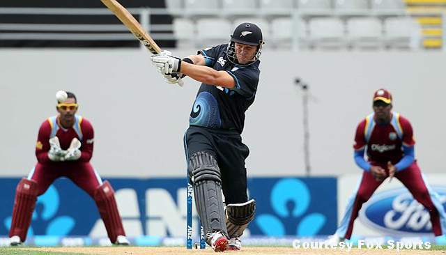 New Zealand batsman Corey Anderson scores fastest 36-ball century in cricket